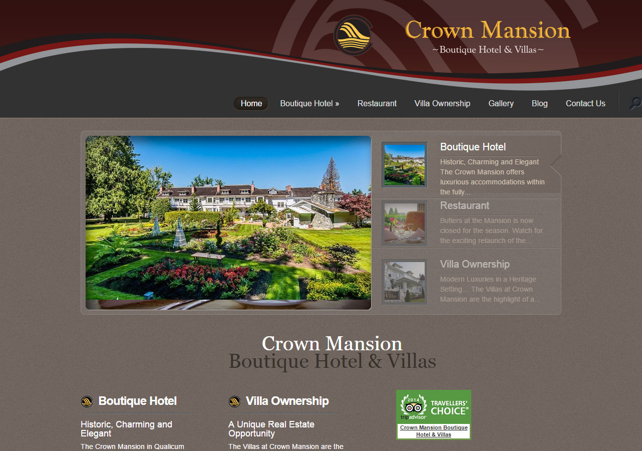 Crown Mansion Boutique Hotel & Villas