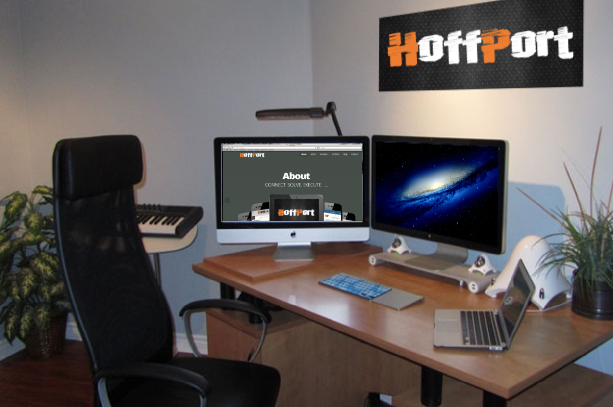 Home office setup get your home set up for business for Best home office computer 2015