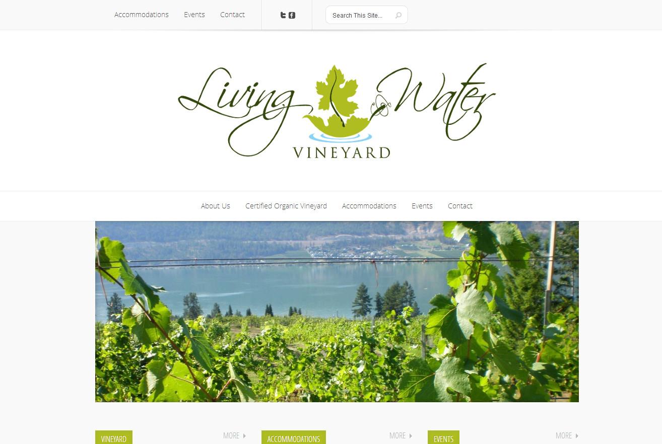 Living Water Vineyard